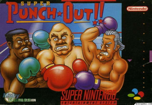 punch out snes emulator games