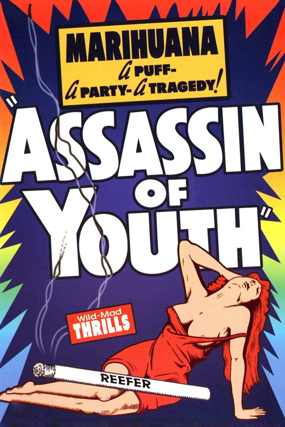 assassin of youth weed