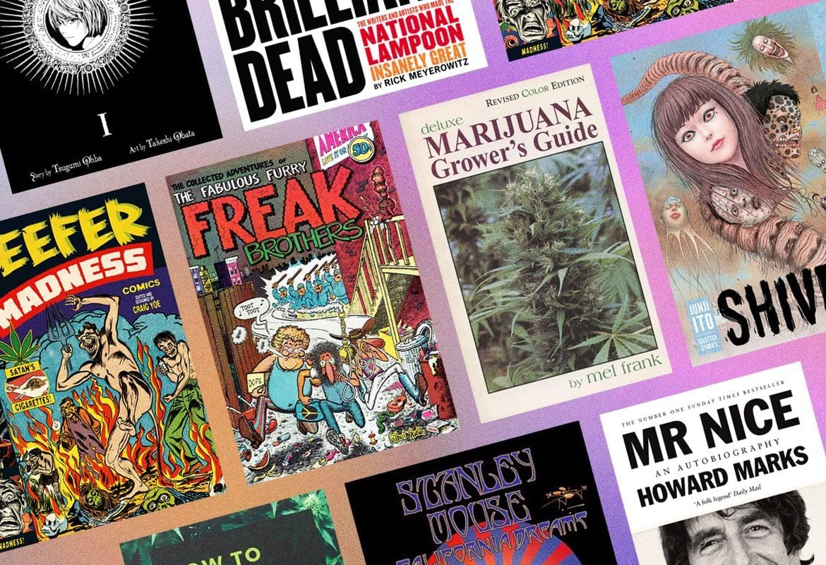 best stoner books review