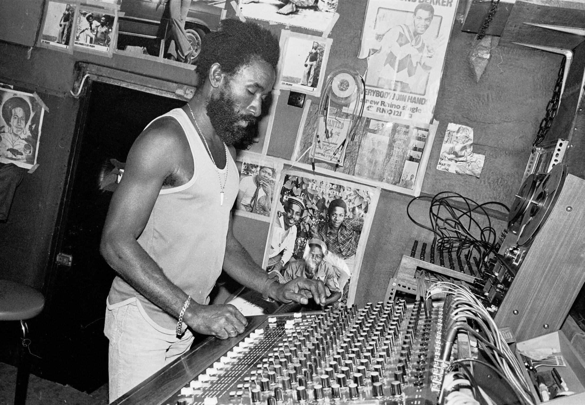 black ark studio lee perry
