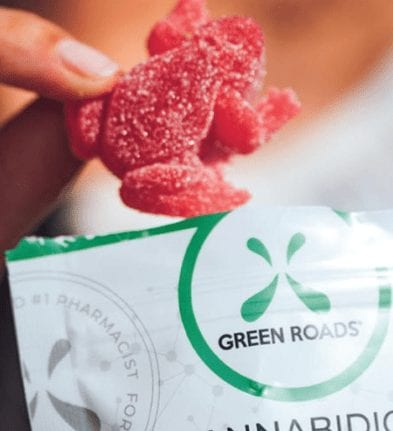 green roads weed gummies