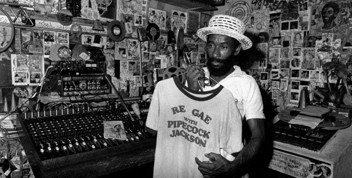 lee perry jamaica