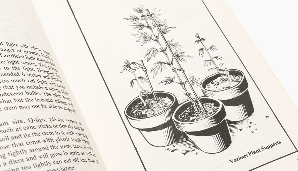 vintage stoner frower book