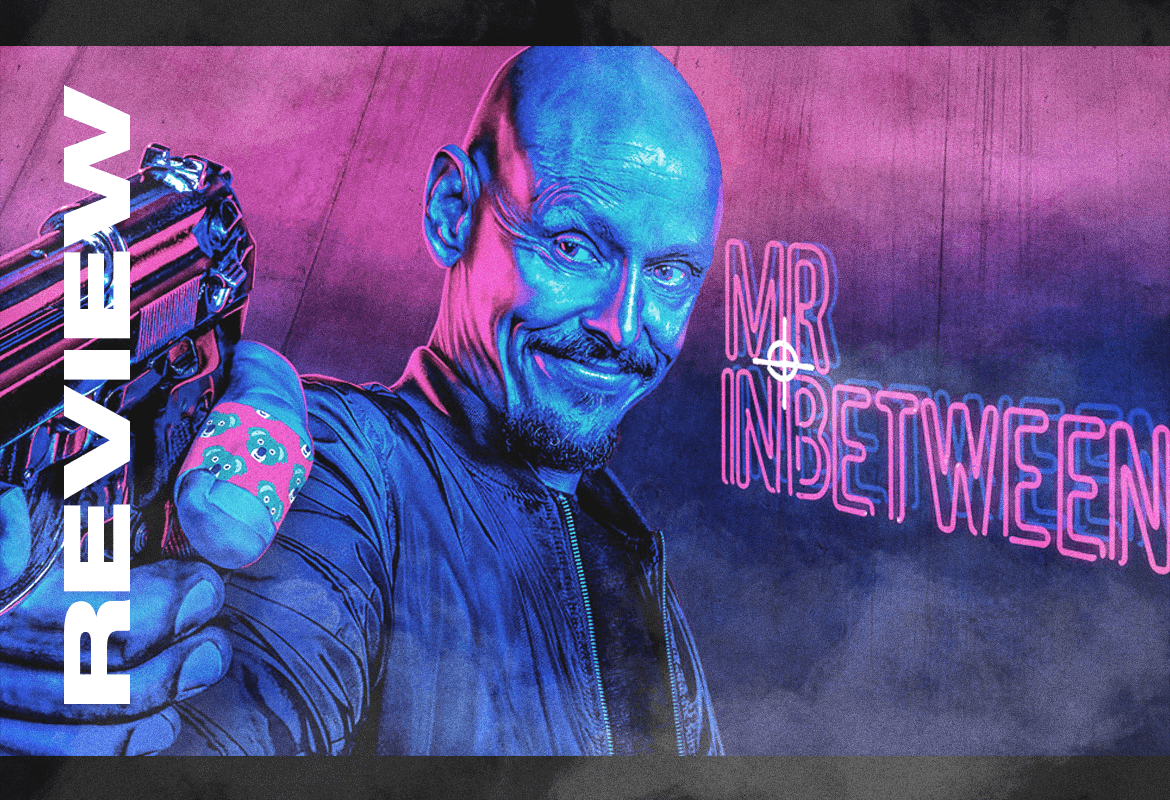 Mr Inbetween title for show