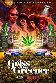 grass is greener documentary poster