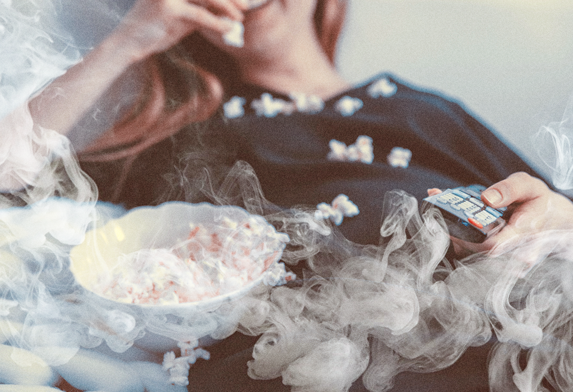 Top 5 Weed Strains For Movie Night